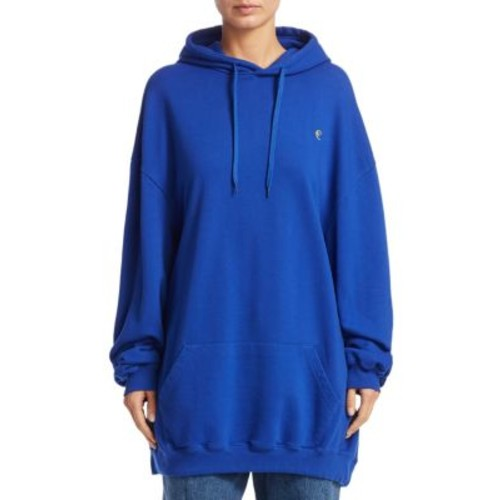 VETEMENTS Oversized Cotton Hoodie
