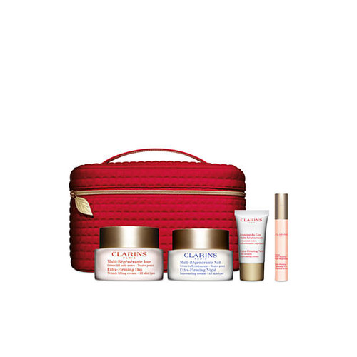 Clarins Extra-Firming Luxury Collection Firms, lifts, anti-wrinkle