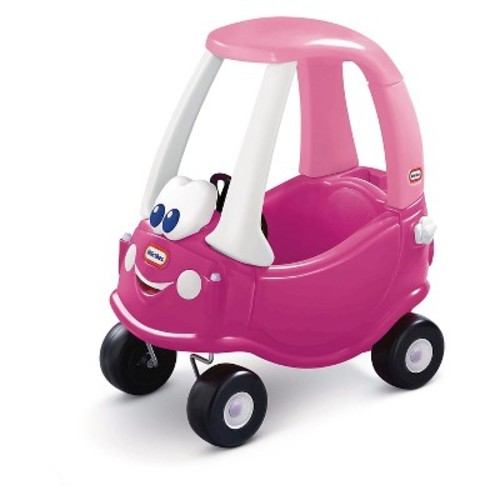 Little Tikes Princess Cozy Coupe Car - Pink