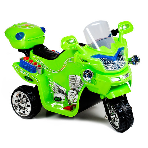 Ride on Toy, 3 Wheel Motorcycle for Kids, Battery Powered Ride On Toy by Lil' Rider - Ride on Toys for Boys and Girls, 2 - 5 Year Old - Red FX