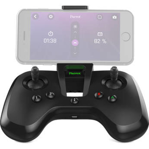 Flypad Controller for Mambo and Swing Minidrones (Black)