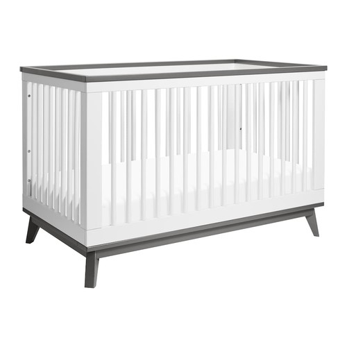 Babyletto 3-in-1 Convertible Crib with Toddler Bed Conversion Kit