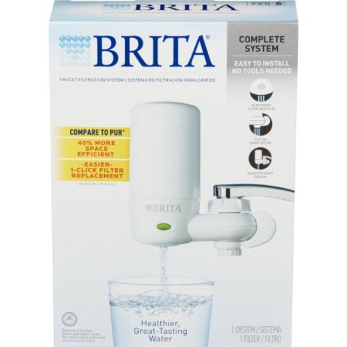 Brita On Tap System Faucet Water Filter