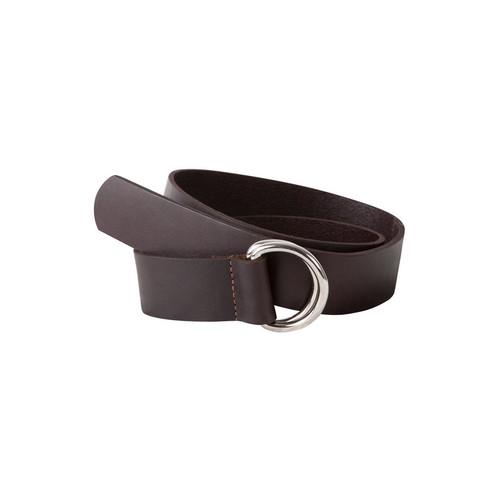Mountain Khakis Leather D-Ring Belt
