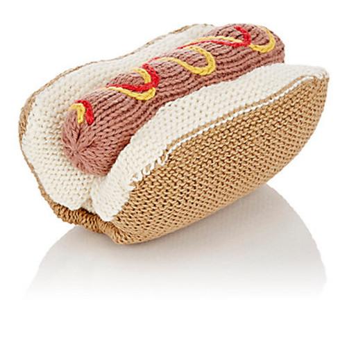Estella Hot-Dog Rattle