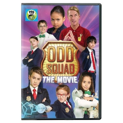 Odd Squad: The Movie (DVD)
