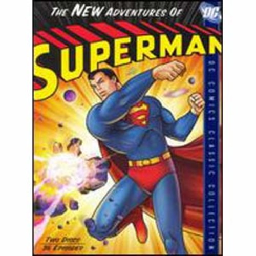 The New Adventures of Superman [2 Discs]