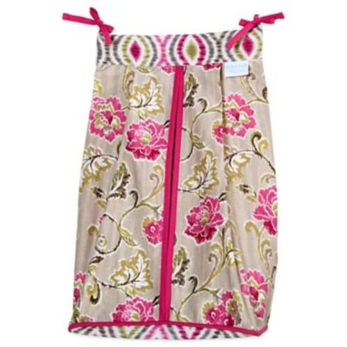 Waverly Baby by Trend Lab Jazzberry Diaper Stacker