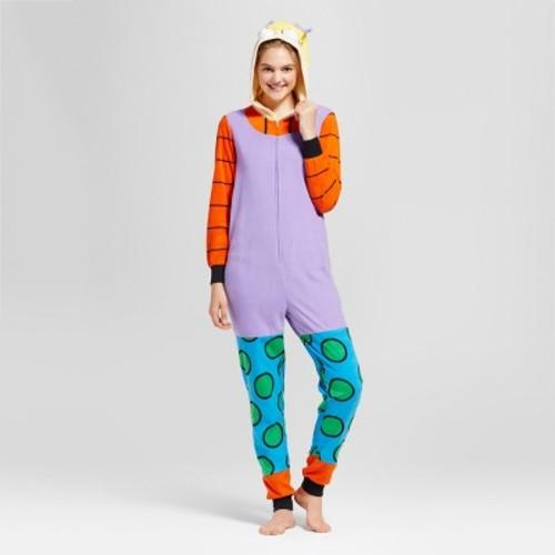 Women's Angelica Pickles Union Suit - Nickelodeon