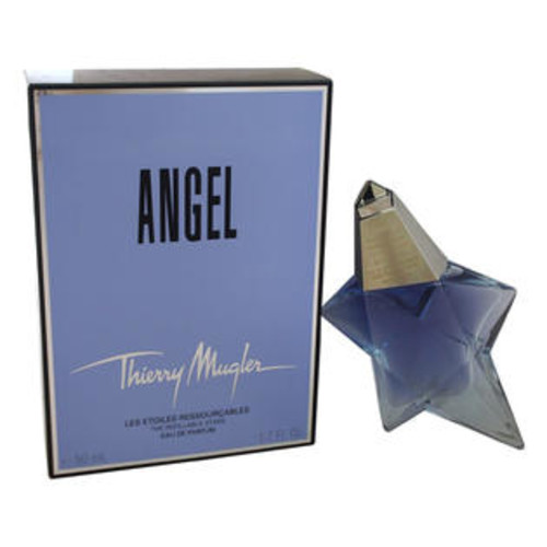 Thierry Mugler Angel by Thierry Mugler for Women - 1.7 oz EDP Spray (Refillable)