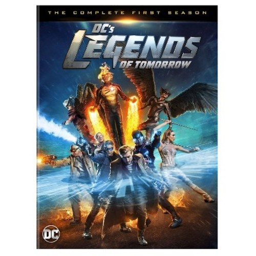DC'S Legends Of Tomorrow - The Complete First Season (DVD)