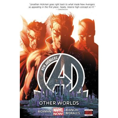 Avengers 3: Other Worlds
