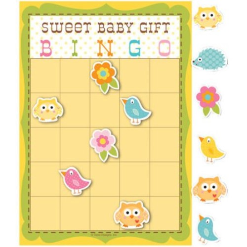 Happi Tree Bingo Games, 10-Pack