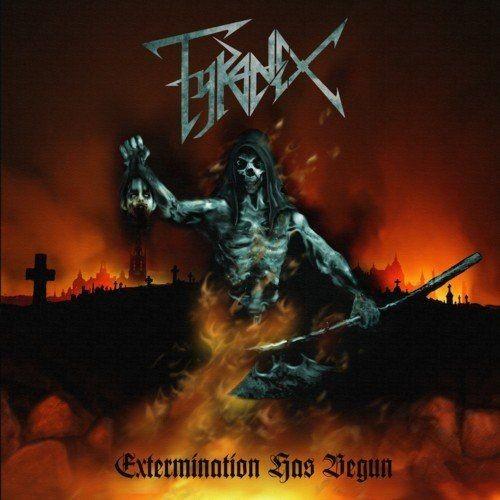 Extermination Has Begun [LP] - VINYL