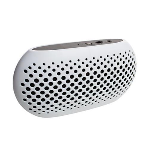 Global Universal Bluetooth Speaker, White