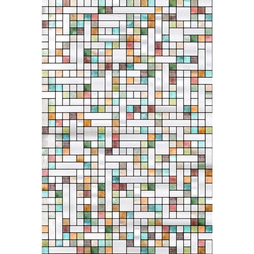 Artscape 24 in. x 36 in. Metro Decorative Window Film