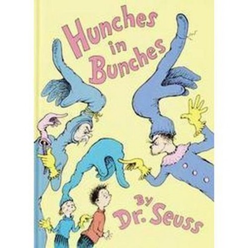 Hunches in Bunches (Hardcover) (Dr. Seuss)