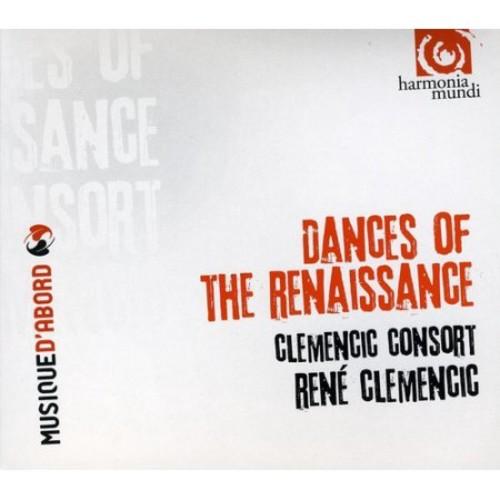 Danses de la Renaissance [CD]