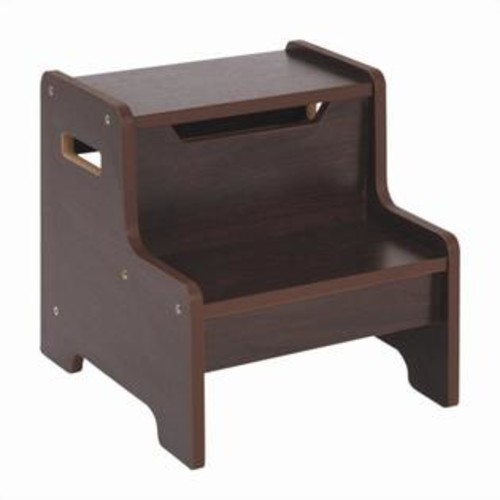 Guidecraft Expressions Step Stool in Espresso