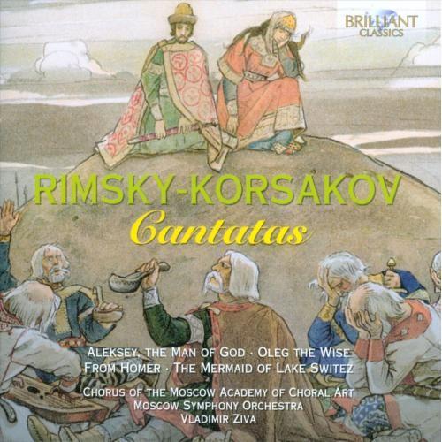 Cantatas - CD