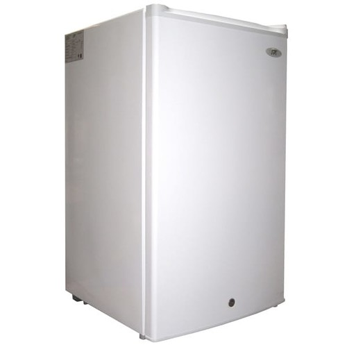SPT 2.1 Cubic Feet Energy Star Upright Freezer, White