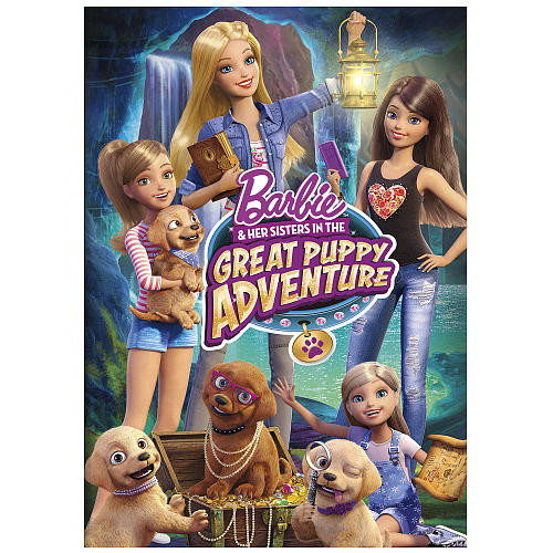 Barbie and Her Sisters in the Great Puppy Adventure DVD