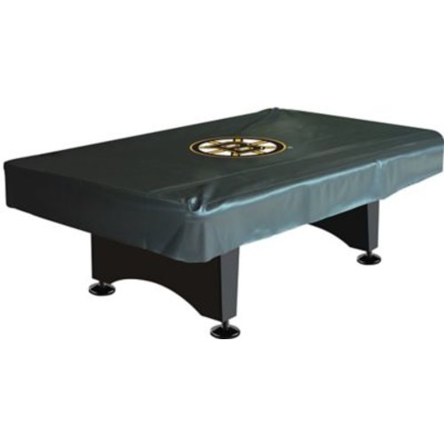 Imperial NHL 8' Deluxe Pool Table Cover; Boston Bruins