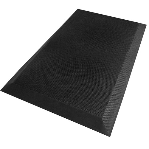 Sorbus Anti Fatigue MatAll-Purpose Standing Desk/ Floor Mat, (Small, Black)