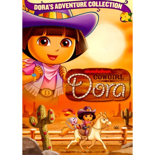 Dora the Explorer: Cowgirl Dora [DVD]