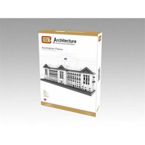 CIS Buckingham Palace Model, Micro Building Block Set (CISA314)