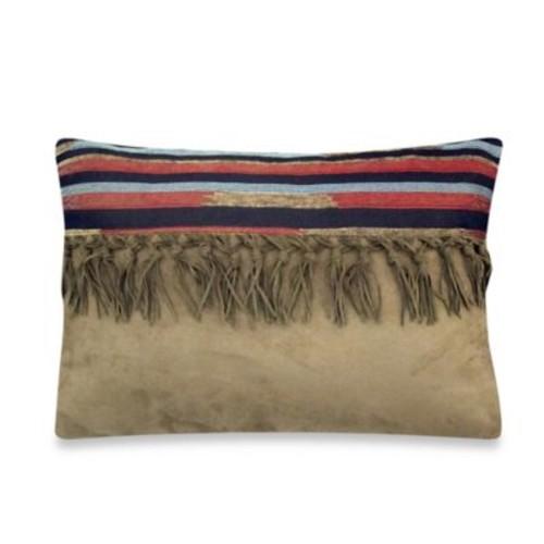 Veratex Santa Fe Tassel Oblong Throw Pillow