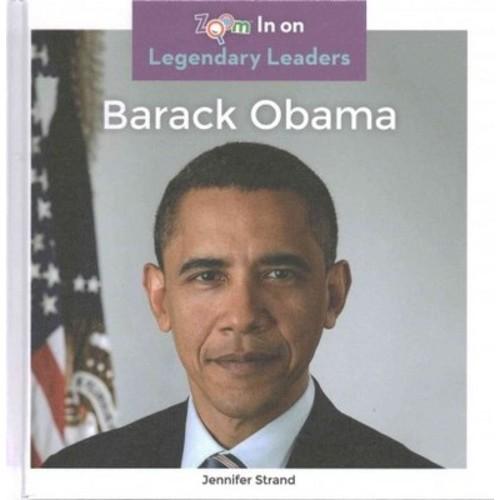 Barack Obama (Library) (Jennifer Strand)