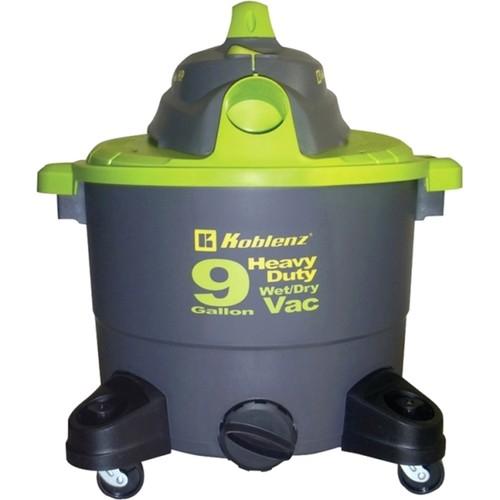 Koblenz Wd-9k Wet/dry Vacuum Cleaner, 9 Gallon Tank
