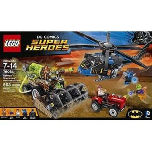 LEGO Super Heroes 76054 BUILDING KIT, Batman Scarecrow Harvest Of Fear LEGO SET