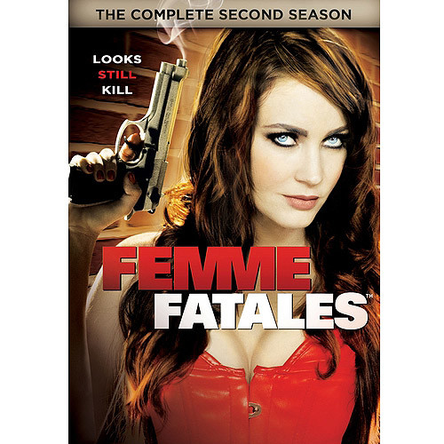 Femme Fatales: The Complete Second Season [3 Discs] [DVD]
