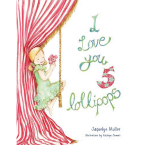 I Love You 5 Lollipops