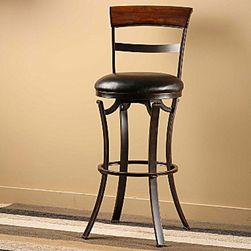 Kennedy Bar-Height Bar Stool