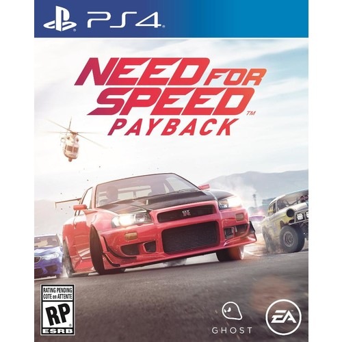Need for Speed: Payback for Sony PS4