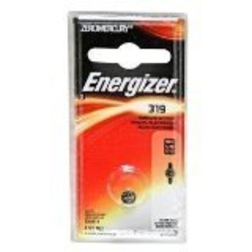 Energizer 319BPZ Zero Mercury Battery - 1 Pack (Discontinued by Manufacturer)