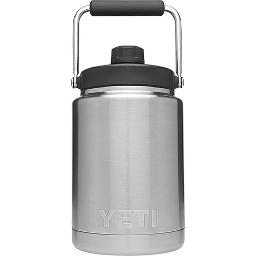 Yeti Rambler Insulated Jug  Half-Gallon