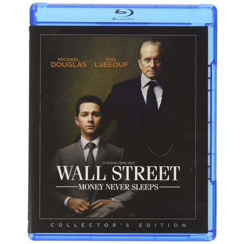 Wall Street: Money Never Sleeps (Blu-ray Disc)