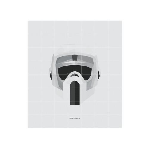 Star Wars Icon: Scout Trooper