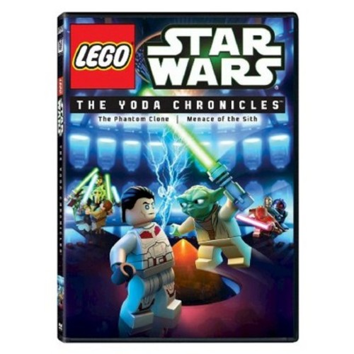 LEGO Star Wars: The Yoda Chronicles (dvd_video)