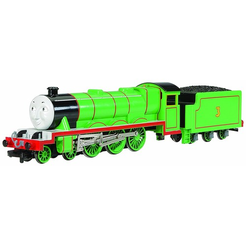 Bachmann Trains Thomas And Friends - Henry The Green Engine With Moving Eyes