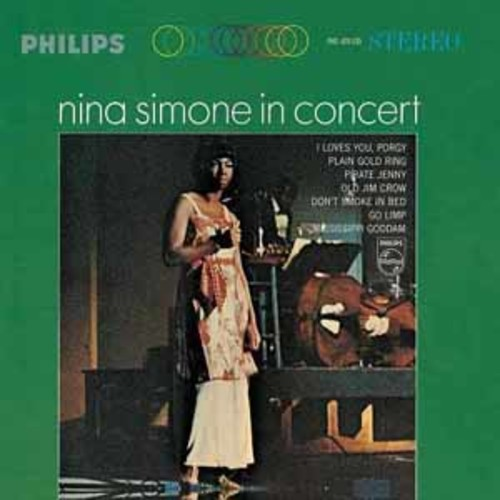 In Concert/Simone,Nina Simone,Nina