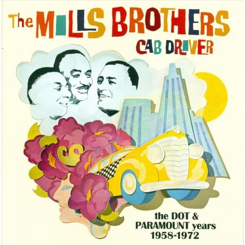 Cab Driver: The Dot & Paramount Years 1958-1972 [CD]