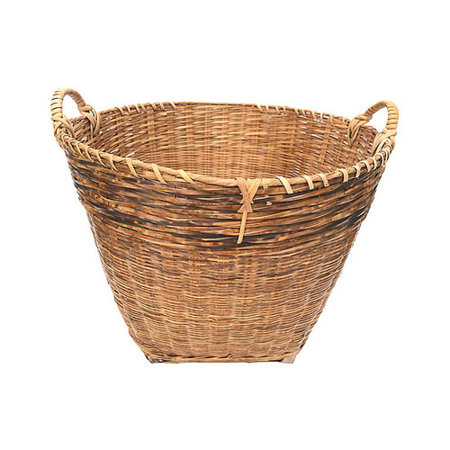 1960s Thai Split-Bamboo Basket