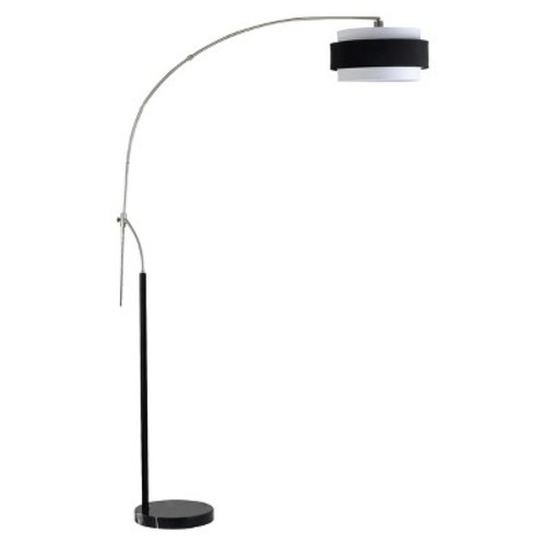 Laguna Metal Arc Floor Lamp