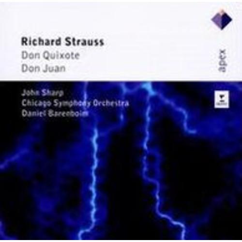 Richard Strauss: Don Quixote; Don Juan