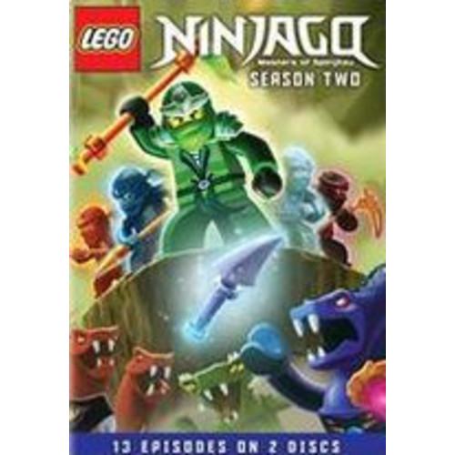 Lego Ninjago: Masters of Spinjitzu: Season Two